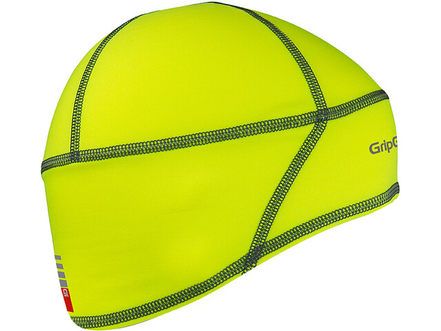 GripGrab Lightweight Thermal Hi-Vis Copricapo, giallo